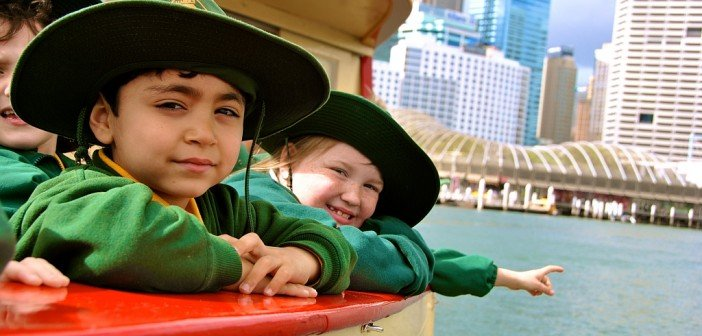 Curriculum based excursions tailored to suit all ages